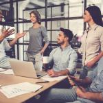 Yrityksen kehittäminen edellyttää uskallusta